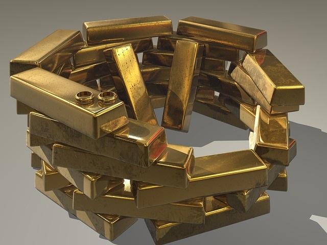 bullions gold
